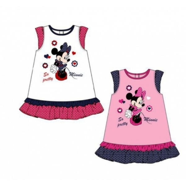 Baby Girl Minnie Mouse Design Dress