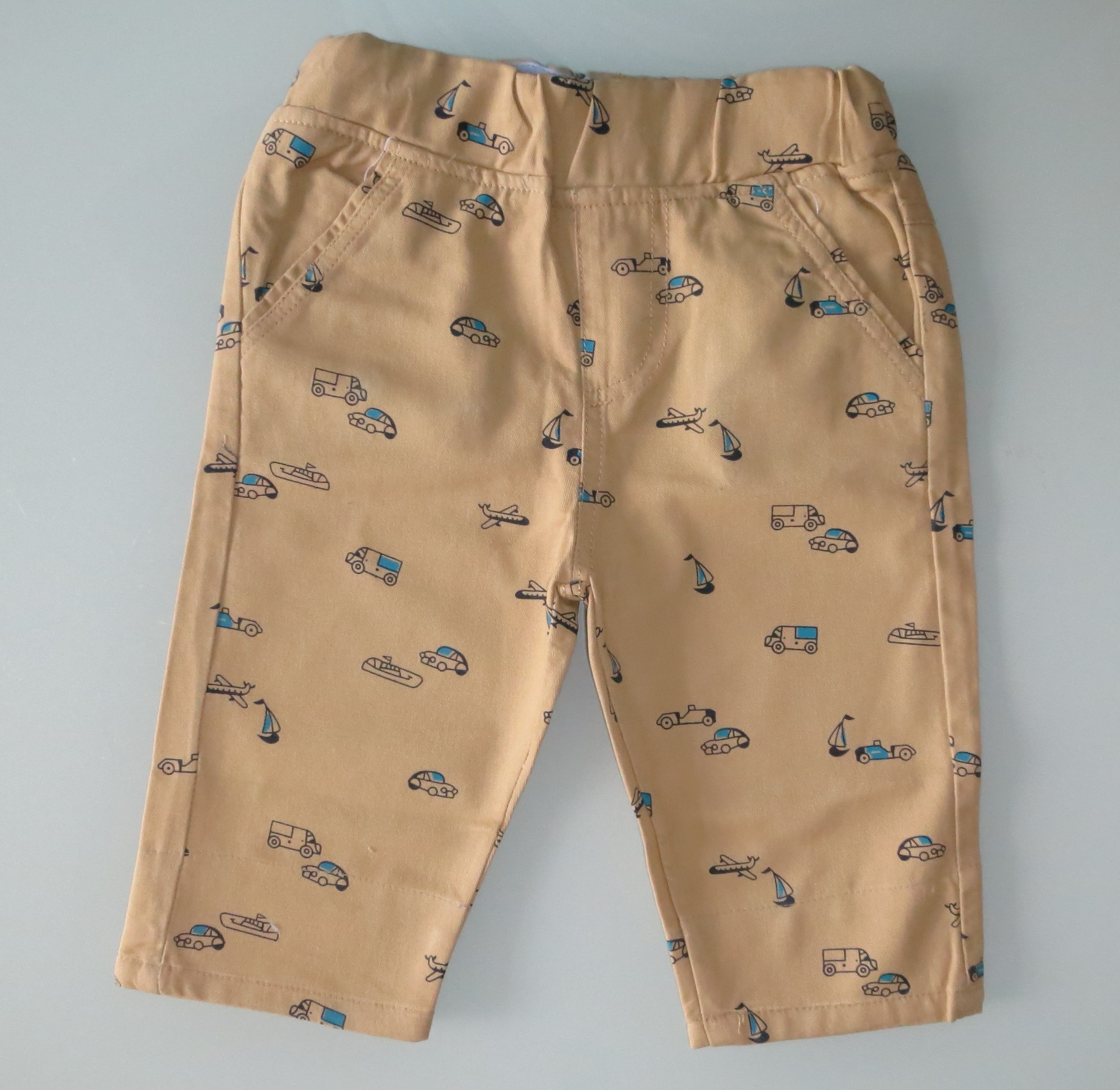 Boys Summer Trousers