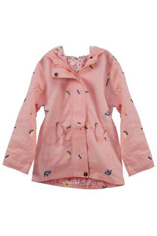 Childrens Casual Hooded Jacket