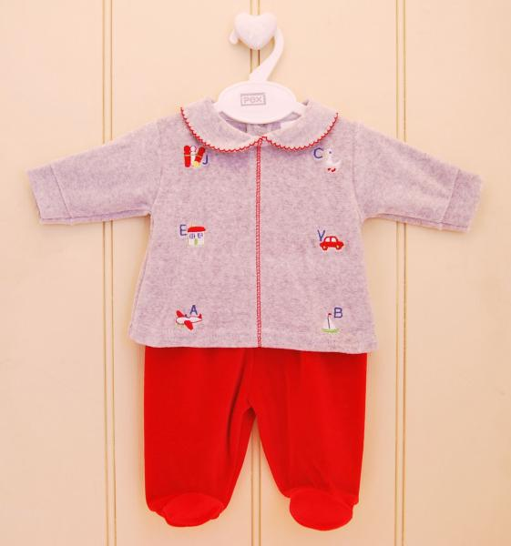 PEX- Winter Baby 2pc trousers and Top Set